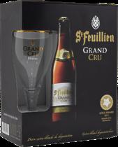 Сен Фёйен Гранд Крю( 4 бутылки+бокал)